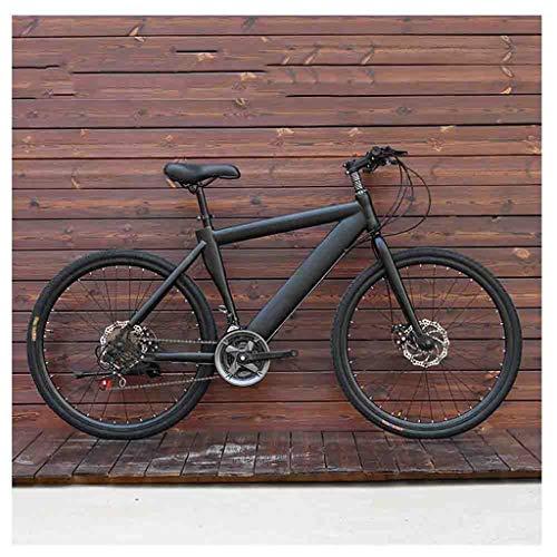 Bici da Strada Mountain Bike Biciclette MTB della Strada della Bicicletta for Le Donne 26 Pollici Ruote Doppia Regolazione del Freno a Disco della Bici di Montagna Adulta Maschile