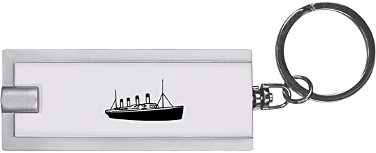 'Titanic Ship' Keyring LED Torch (KT00009743)