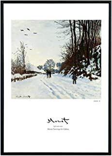 GDZS Canvas Wall Art, Oil Painting Picture Printing, Wall Artworks Pictures, Modern Home Decor Stretched and Framed Ready to Hang, 12