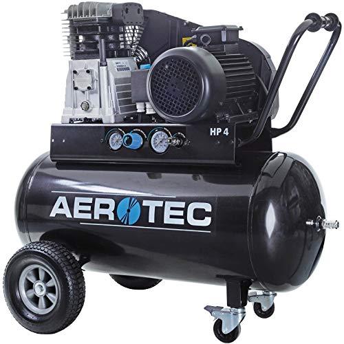 Druckluft 90 L Kompressor 600-90 Liter TECH   10 b