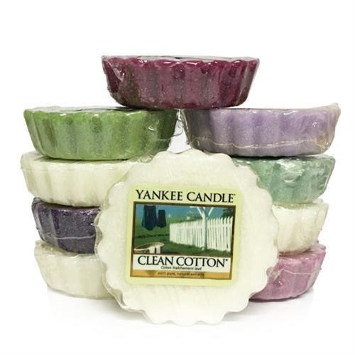 Yankee Candle Tarts in Cera, 10 pezzi