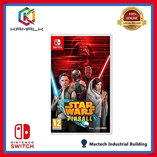 Zen Studios - Star Wars: Pinball /Switch (1 GAMES)