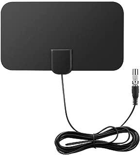 Euro-American Mini HD Digital TV Antenna DVB-T2 50 Mile Indoor HDTV DTV Antenna