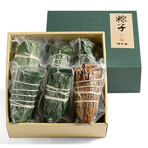 聘珍樓 粽 【 ちまき詰め合わせ6種 】 竹皮 笹の葉 ちまき 粽子 厄除け 端午の節句 へいちんろう