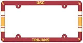Wincraft NCAA Virginia Cavaliers 6x12 Full Color Plastic License Plate Frame