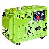 Zipper ZI-STE7500DSH Stromerzeug...
