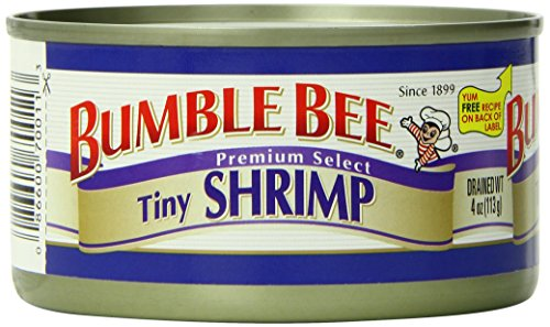 Top canned shrimp for 2021