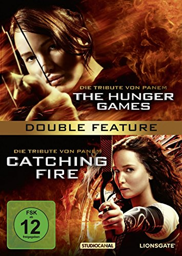 Die Tribute von Panem - The Hunger Games/Catching Fire (exklusiv bei Amazon.de) [Limited Edition] [2 DVDs]