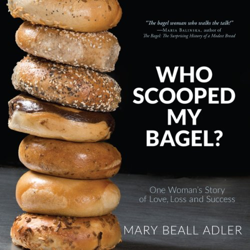 Who Scooped My Bagel? cover art