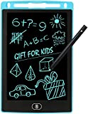 Perfect for kids, students and businessman. Great help for homework, homeschool, note taking, shopping lists and etc No radiation and glare, good protections for eyes. Easy to use and easy to erase, this drawing tablet is a great gift This works on b...