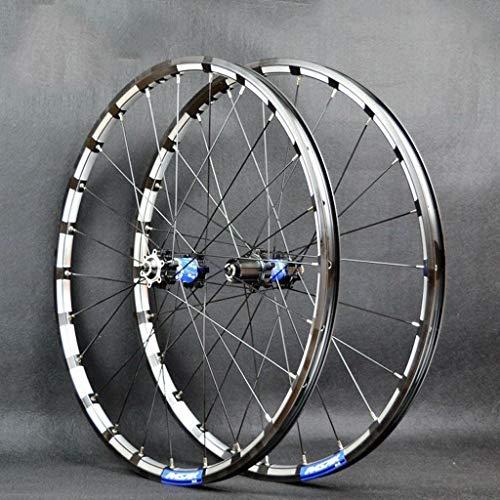 Xiami Liberación rápida de Bicicletas de montaña Sistema de Rueda Recta-Pull 24...