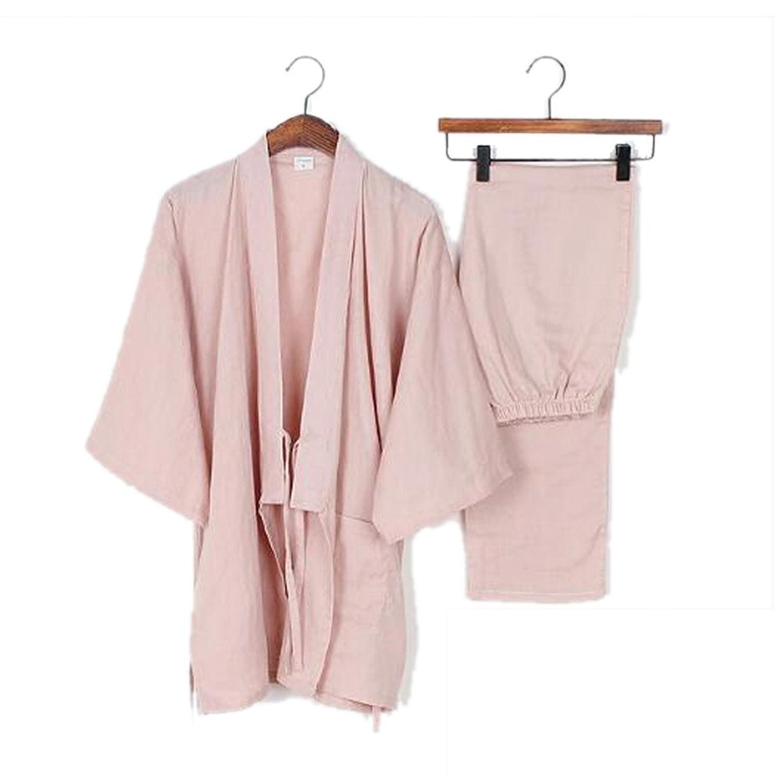ハクチョウ(hakucho レディース 女性用 介護 お寝巻き綿100% パジャマ ねまき 甚平 レディースパジャマ ルームウェア上下セット