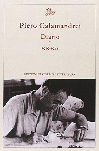 Diario. 1939-1941 (Vol. 1)