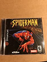 spiderman dreamcast