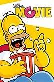 Kunstdruck/Poster Matt Groening - Simpsons - Homer Popcorn