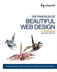 Beautiful web design - a good overview of layout, composition, color, texture, imagery, and typography.