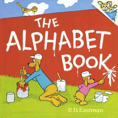The Alphabet Book[ THE ALPHABET BOOK ] by Eastman, P. D. (Author) Mar-12-74[ Paperback ]