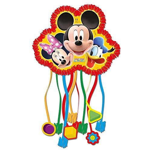 Mickey Mouse Pinata avec Bandes   Disney Enfants Party   Anniversaire