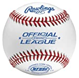 Rawlings Highest Quality NFHS Stamped Official League Baseball (Pack of 12)