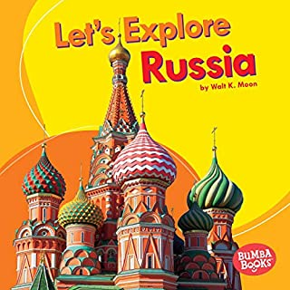 Let's Explore Russia audiobook cover art