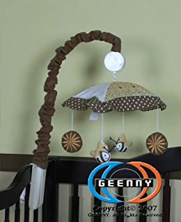 GEENNY Musical Mobile, Boutique Bumble Bee