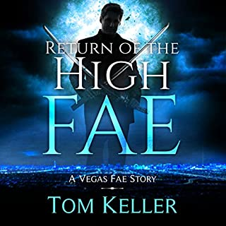 Return of the High Fae audiobook cover art