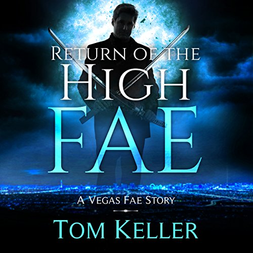Return of the High Fae cover art