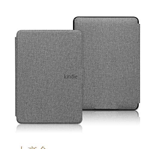 BENGKUI Schutzhülle für Kindle 558 (dünn, magnetisch, klappbar) Grau