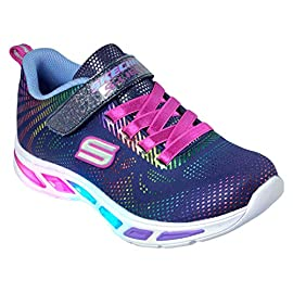 Skechers-Litebeams-Gleam-Ndream-Zapatillas-para-Nias