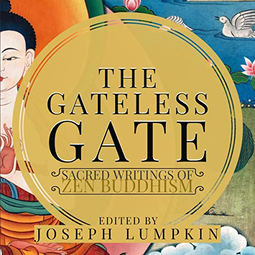 The Gateless Gate audiobook cover art