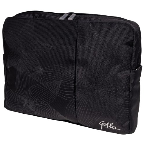 Golla G810 Jade Slim Notebooktasche bis 41 cm (16 Zoll) schwarz