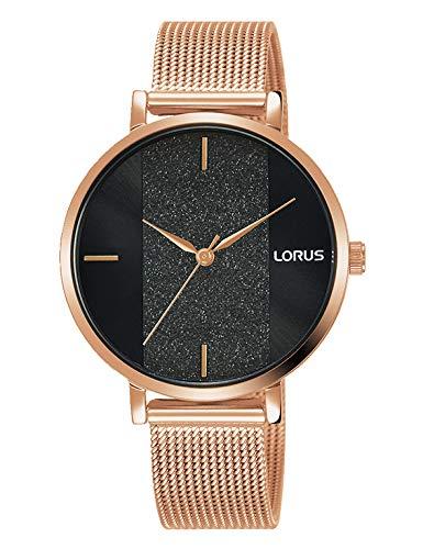 Lorus Reloj Analógico para Mujer de Cuarzo con Correa en Metal RG210SX9