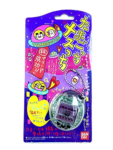 Transparent (japon importation) de Tamagotchi Mesu ~