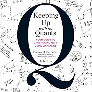 Keeping Up with the Quants audiobook cover art