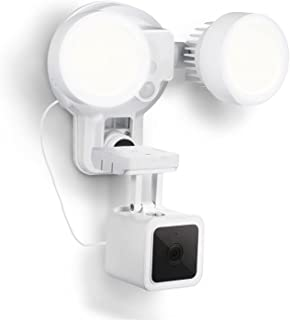 Wasserstein 3-in-1 Floodlight, Charger and Mount Compatible with Wyze Cam V3 - Turn Your Camera into a Powerful Floodlight...