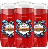 Old Spice Deodorant for Men, Krakengard Scent, Wild Collection, 3 oz, Pack of 3