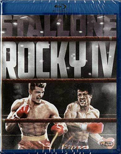 Rocky IV [Blu-ray] [IT Import]