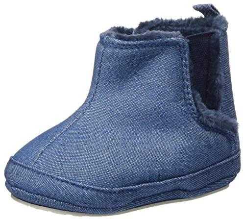Sterntaler Jungen Baby-Schuh First Walker Shoe, Marine, 18 EU