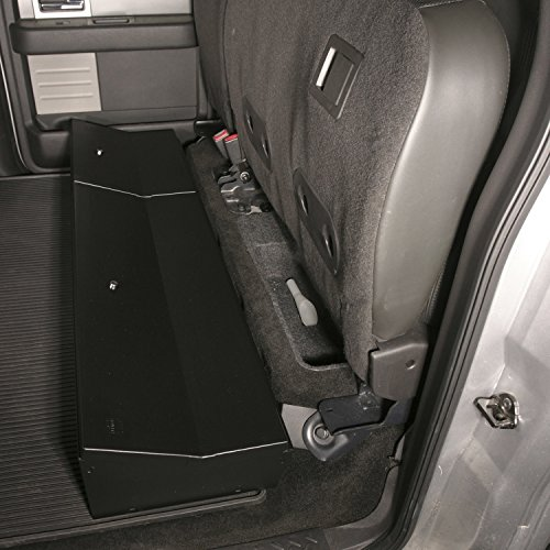 Tuffy 283-01 Under Seat Lockbox for 2009-2014 F-150 Super Crew w/out Subwoofer