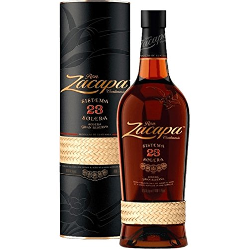 Rum Zacapa 23 Y Solera 40{6bb9ba8baa76584cbc9cd71796509d698e8f1b3f1350ee9c2a0928485615be84} 1 lt.