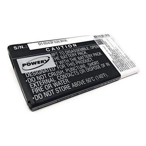 Akku für Smartphone Samsung Galaxy Xcover 4 mit NFC Chip, 3,85V, Li-Ion