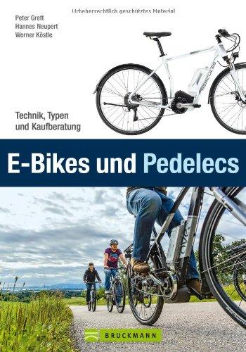 E-Bikes und Pedelecs: Technik, Typen und Kaufberatung
