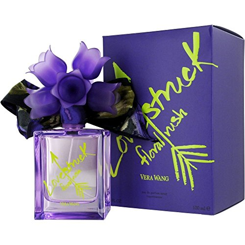 Vera Wang Lovestruck EDP Spray Floral Rush 100 ml, 1er Pack (1 x 100 ml)
