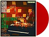 Its Christmas All Over - Exclusive Limited Edition Translucent Red Colored Vinyl LP