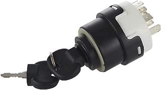 MIDIYA 701-80184 701-45500 85804674 50988 JCB Ignition Switch With 3 Position 9 Terminal 2 keys for Excavator Parts And New Holland NH Case JCB200 JCB220 JCB 3cx 4cx 1532371C2 50988 20500101 85804674