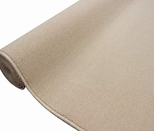 カーペット 6畳 日本製 防炎 防臭 抗菌 絨毯 江戸間 6帖 261x352cm シリウス アイボリー色