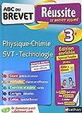 Physique-Chimie Sciences de la Vie et de...