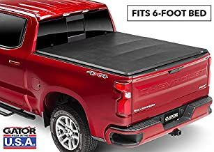 Gator ETX Soft Tri-Fold Truck Bed Tonneau Cover | 59108 | Fits 2004 - 2012 Chevy/GMC Canyon/Colorado 6' Bed | Made in the USA