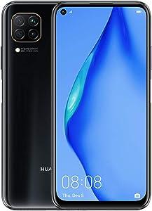 Huawei P40 Lite Dual SIM 4G JNY-LX2 128GB 6GB RAM International Version - Midnight Black