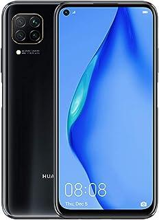 """Huawei P40 Lite - Smartphone 6.4"""", 48 Mp Con Ia Ultra Angular, 6Gb Ram + 128Gb Rom, Desbloqueado, Color Negro Profundo (No..."""